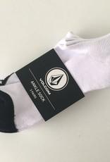 Volcom Volcom Mens Ankle Socks (9-12) - White