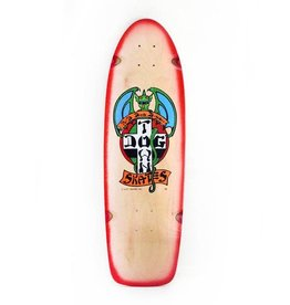 """Dogtown Dogtown OG Red Dog Classic Deck - Natural / Red Fade - 9"""" x 30"""""""