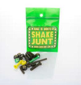 """Shake Junt Shake Junt Black/Yellow Hardware 1"""" Phillips Hardware"""