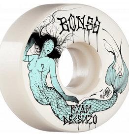 Bones Bones STF V2 Decenzo Mermaid Wheels  52mm 103a (set of 4)