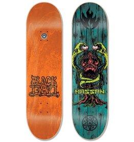 Black Label Black Label Omar Hassan Blood & Guts Skate Deck 8.38 x 32.5