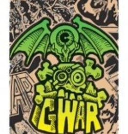 Mob Grip Creature GWAR Clear Griptape - 9 x 33 - Various
