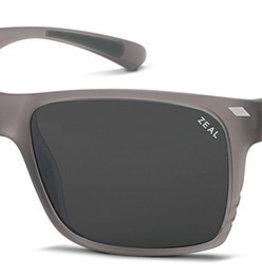 Zeal Zeal Brewer Sunglasses  Granite Grey/Dark Grey E-Llume