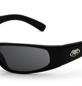 Black Flys Black Flys Micro Fly Sunglasses - Matte Black W/ Smoke Lens