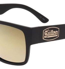 Black Flys Black Flys Sullen Fly 4 Sunglasses - Matte Black W/ Gold Lens