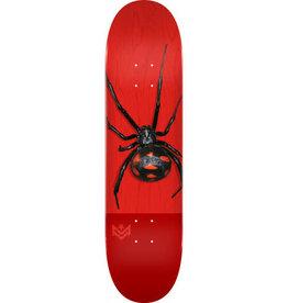 "Mini Logo Mini Logo Poison Black Widow Deck - 8"""