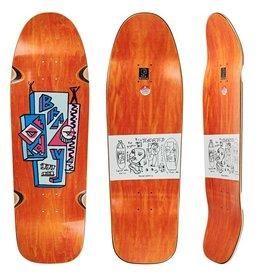 "Polar Polar Skateboard Deck Brady Skyscraper - 9.75"" x 31.375"""