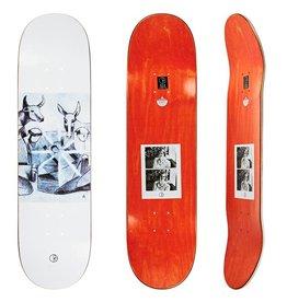 "Polar Polar Skateboard Deck Marta ALV Bethlehem - 8.125"" x 32"""