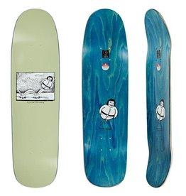"""Polar Polar Skateboard Deck Hjalte Halberg Bounce - 8.625"""" x 32.25"""""""