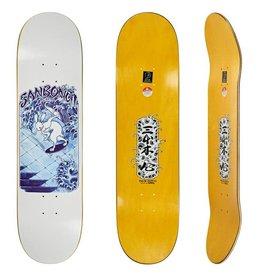 """Polar Polar Skateboard Deck Shin Sanbongi Skate Rabbit - 8.25"""" x 32"""""""