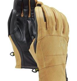 burton Snowboards 2021 Burton Leather Tech Glove - Raw Hide -