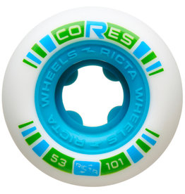 Ricta Ricta Cores Wheels Neon Blue 53mm 101a