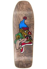 """New Deal New Deal Sargent Monkey Bomber SP Deck - Brown - 9.625"""" x 31"""""""