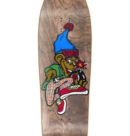 "New Deal New Deal Sargent Monkey Bomber SP Deck - Brown - 9.625"" x 31"""