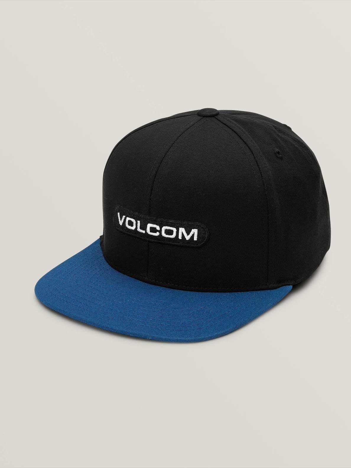 Volcom Volcom Euro 110 Snapback Hat - Deep Water