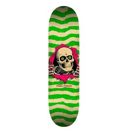 Powell Peralta Powell Peralta Ripper Skateboard Natural Green - Shape 246 - 9 x 32