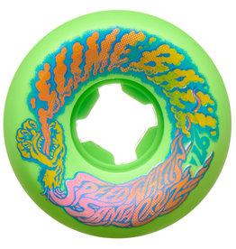 Slime Balls Slime Balls Vomit Mini Green Wheels 53mm 97a (Set of 4)