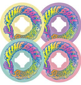 Slime Balls Slime Balls Vomit Mini Pastel Wheels 56mm 97a (Set of 4)