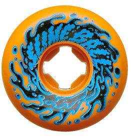 Slime Balls Slime Balls Double Take Vomit Mini Wheels Orange Black 54mm 97a (set of 4)