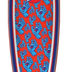 "Santa Cruz Skateboards Santa Cruz Hands All Over Pintail Cruzer 9.2"" x 33"""