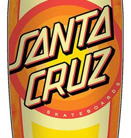 "Santa Cruz Skateboards Santa Cruz Gleam Dot Cruzer 8.8"" x 27.7"""