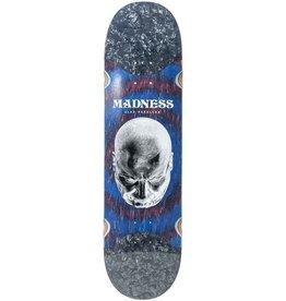 "Madness MADNESS Perelson Mindset Slick Skateboard Deck 8.375"""