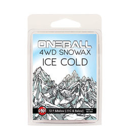OneBall One Ball Jay 4WD Snow Wax - Ice Cold