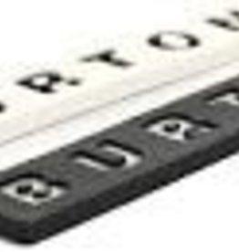 Burton Burton Foam Mats Stomp Pad - Bar Logo