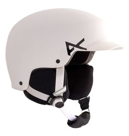 Anon Anon Scout Youth Helmet - White