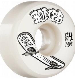 BONES STF 52mm 99a V1 Standard Dark Knights 4pk Natural