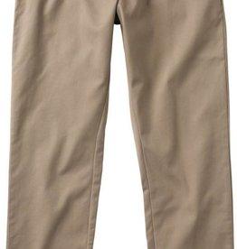 RVCA RVCA The Weekend Stretch Pants Slim - Dark Khaki