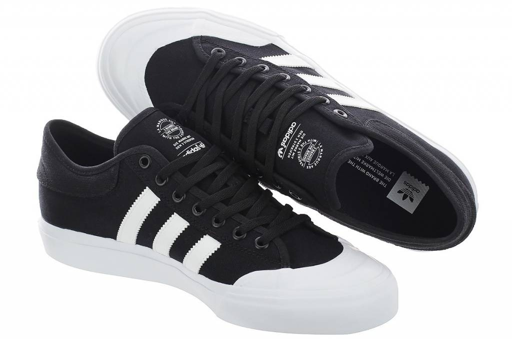 4d6a816abc9 Adidas Adidas Match Court Black White Men s Shoes - Attic Skate ...