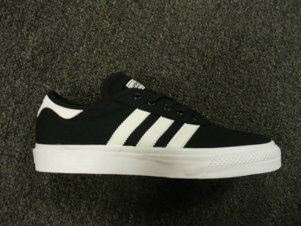 9421a793f15c2f Adidas Adi-Ease Premier Skate Shoes - Black White - Attic Skate ...