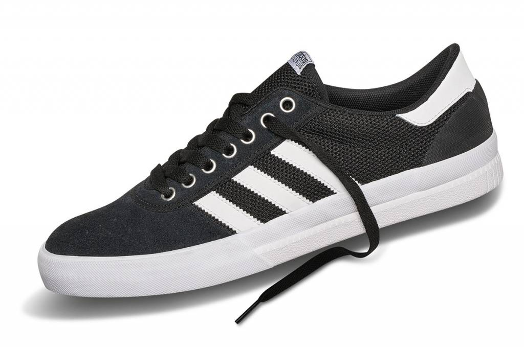 new style 4df7e 49855 Adidas Adidas Lucas Premiere ADV Skate Shoes - Black White ...