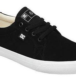 DC DC Council S Skate Shoes - Black (BLK)