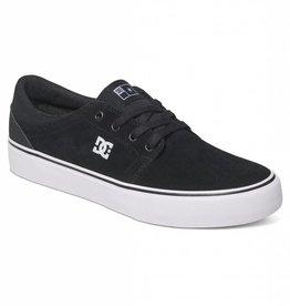 DC DC Trase S Skate Shoes - Black/White/White