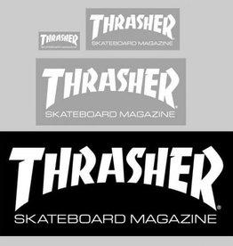 Thrasher Thrasher Skate Mag Logo Sticker (Super)