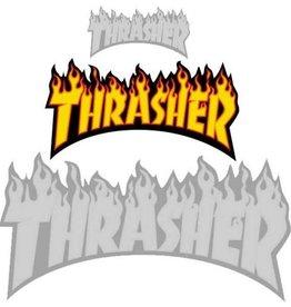 Thrasher Thrasher Flame Sticker (Medium)