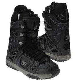 DC DC Phase Snowboard Boots 2012 - Black/Shark 5