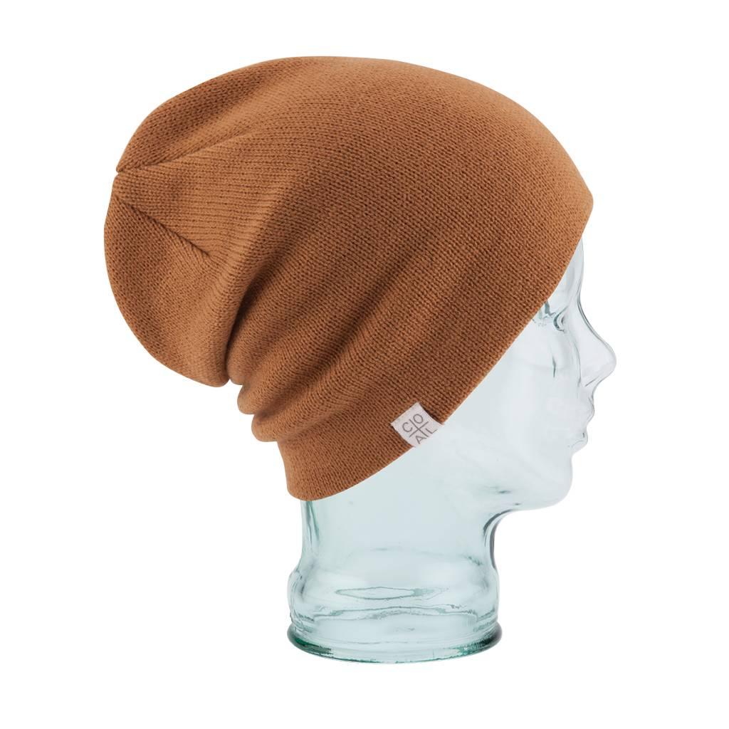 Coal Headwear Coal The FLT Beanie 2019 - Light Brown - Attic Skate ... 93604abe758