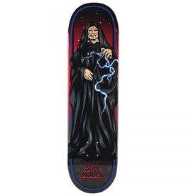 "Santa Cruz Skateboards Santa Cruz Skateboards X Star Wars The Emperor Deck 8.375"" x 32"""