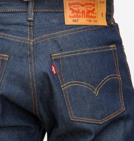 Levi's Levi's 501 Original Jeans Shrink to Fit Pants - Blue