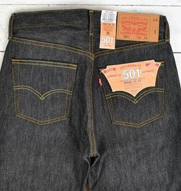 Levi's Levi's 501 Original Jeans Shrink to Fit Pants - Black