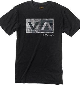RVCA RVCA Balance Texture T-Shirt - Black