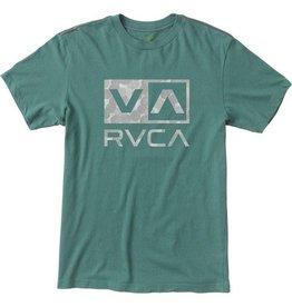 RVCA RVCA Fhaser Box T-Shirt - Sage Leaf