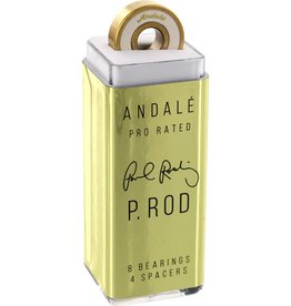 Andale Andale Bearings - Paul Rodriguez Pen Box Bearings (Set of 8)