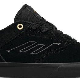 Emerica Emerica The Reynolds Low Vulc Skate Shoes - Black/Black/Gold