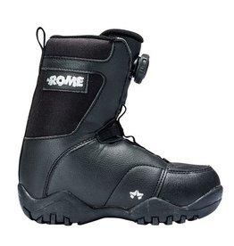 Rome SDS Rome SDS Mini Shred Youth Boots 2018 - Black