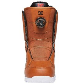 DC DC Womens' Search Boa Boots 2018 - Brown