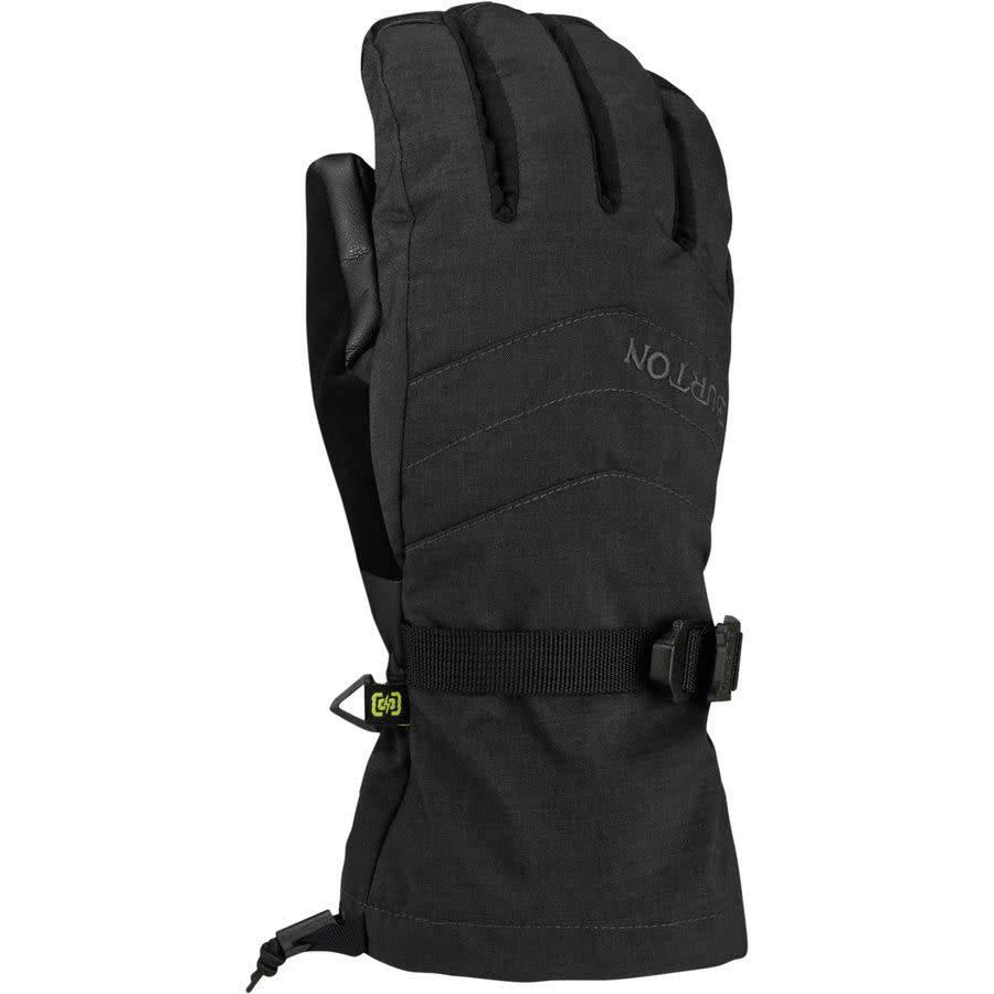 03d52b2af burton Snowboards Burton Prospect Womens' Glove 2018 - True Black ...